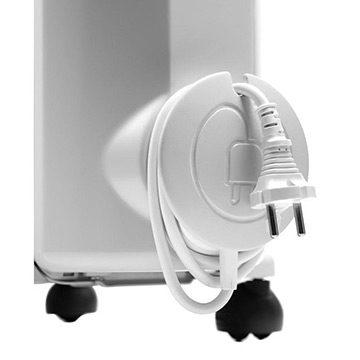 sistem de stocare cablu calorifer electric