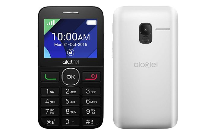 telefon pentru seniori Alcatel 2008G