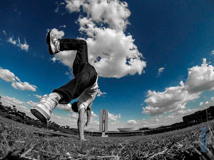action cam filmare sport