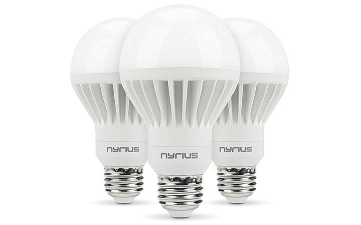 becurile inteligente LED eficiente energetic