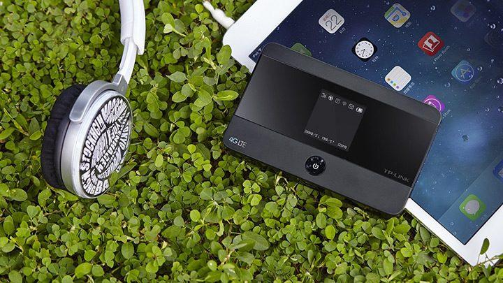 router portabil 4G LTE