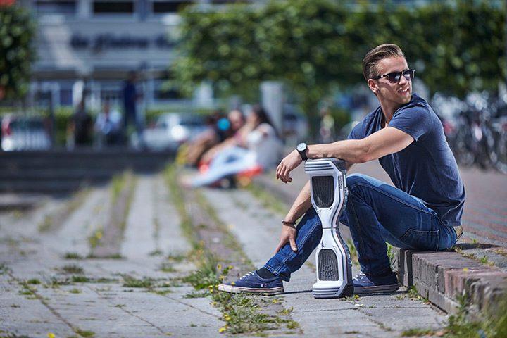 scuter electric pentru deplasare urbana