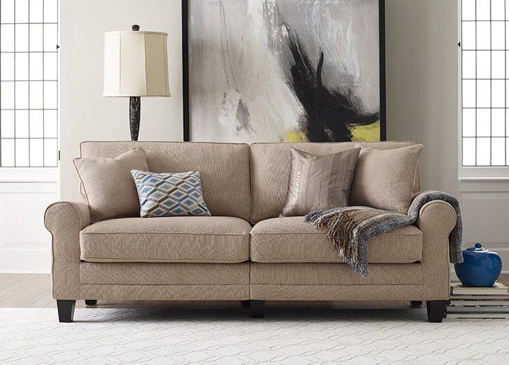 Canapele confortabile: cum alegi, fixe sau extensibile, materiale si preturi