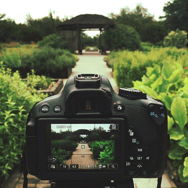 ecran LCD camera foto