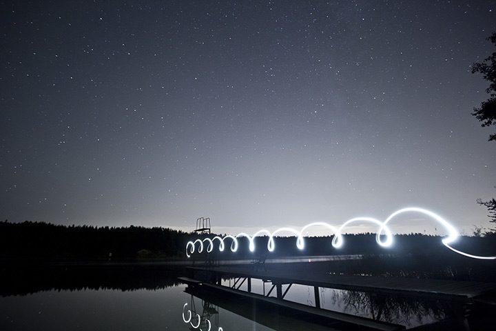 lanterna LED puternica