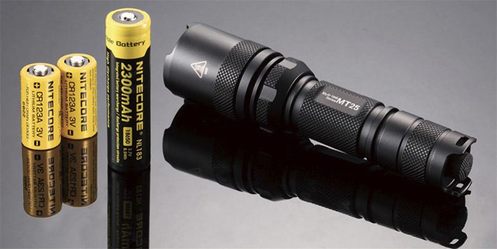 lanterna cu baterii