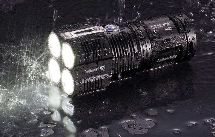 lanterna rezistenta la umezeala