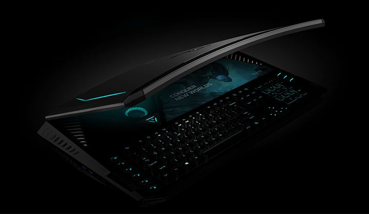 laptop de gaming acer predator