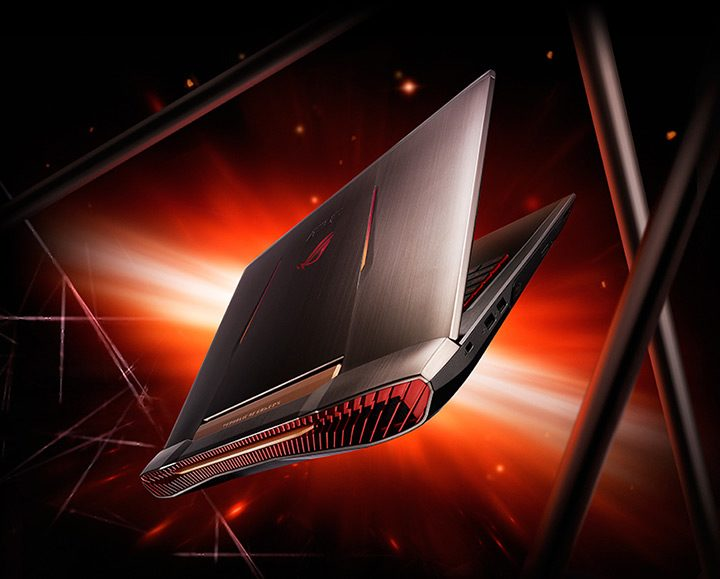 laptop de gaming asus rog