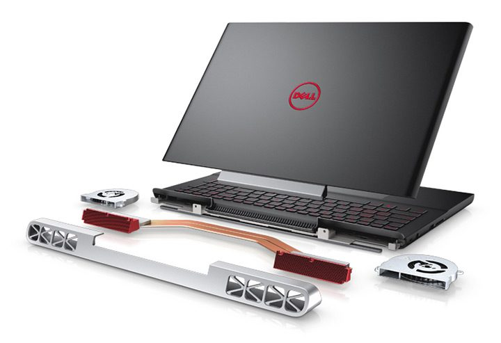 sistem de racire laptop de gaming