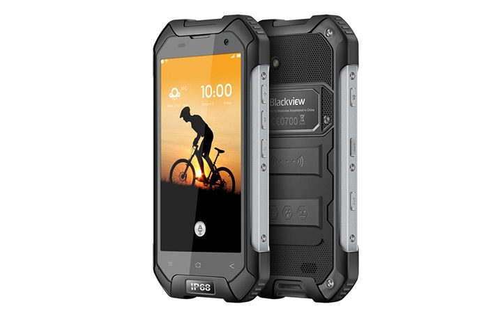 telefon rugged Blackview BV6000s si BV6000