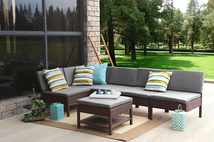 mobilier de gradina si terasa