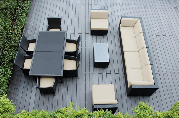 set de mobilier pentru gradina