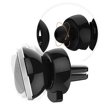 suport auto telefon cu cap flexibil ajustabil