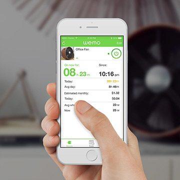 aplicatie de control si monitorizare a prizei smart
