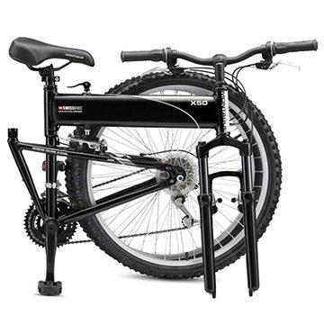 bicicleta pliabila inchisa