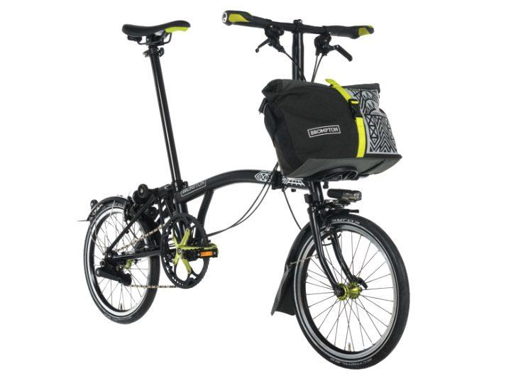 biciclete pliabile cu geanta pentru obiecte