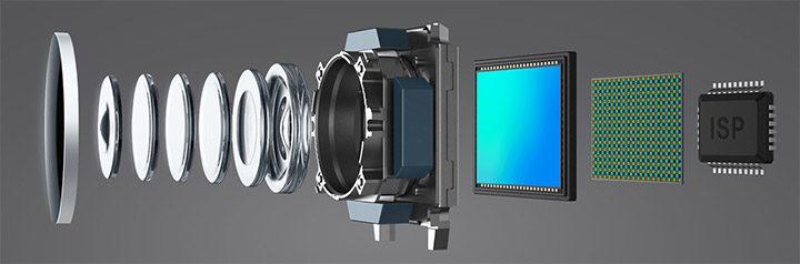 componente camera foto telefon