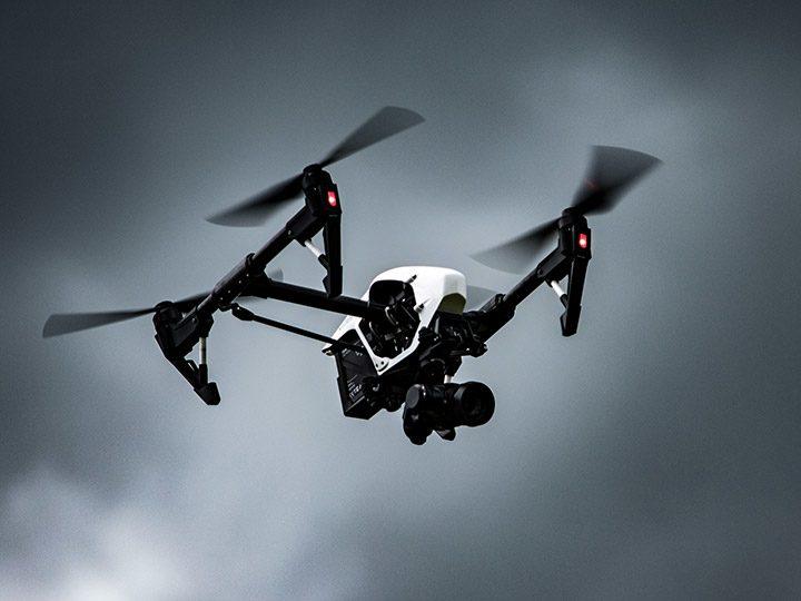 drona profesionala
