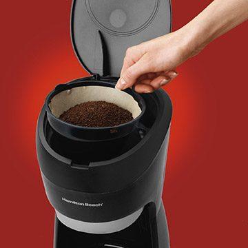 filtru de cafea de hartie de unica folosinta