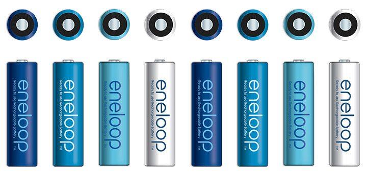 Tipurile principale de baterii de unica folosinta si acumulatori reincarcabili