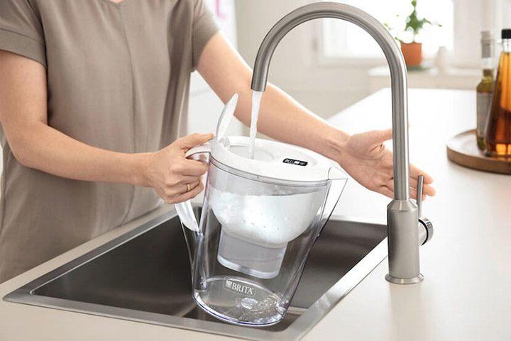 cana cu filtru de apa