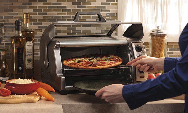 mini cuptor pentru pizza
