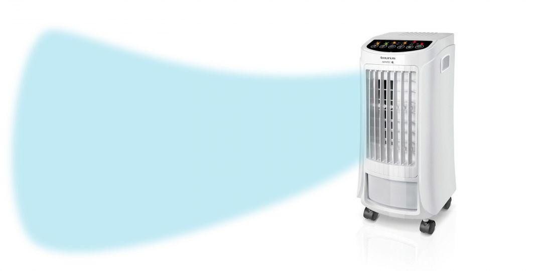 Racitorul de aer cu gheata: solutie de racire pentru zilele de canicula sau investitie proasta?