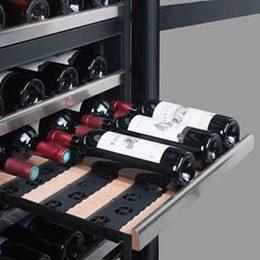 racitor vinuri cu rafturi culisabile