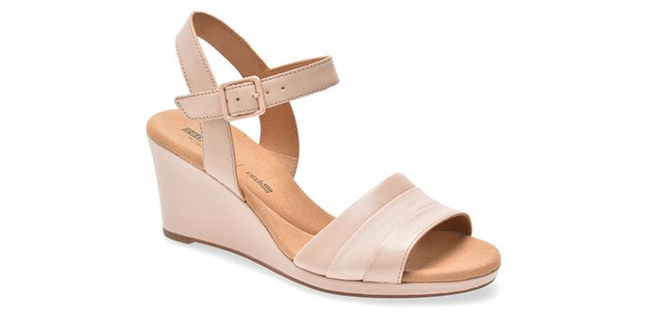 Sandale CLARKS roz