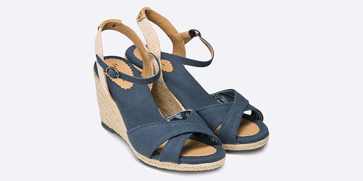 Sandale textil Pepe Jeans