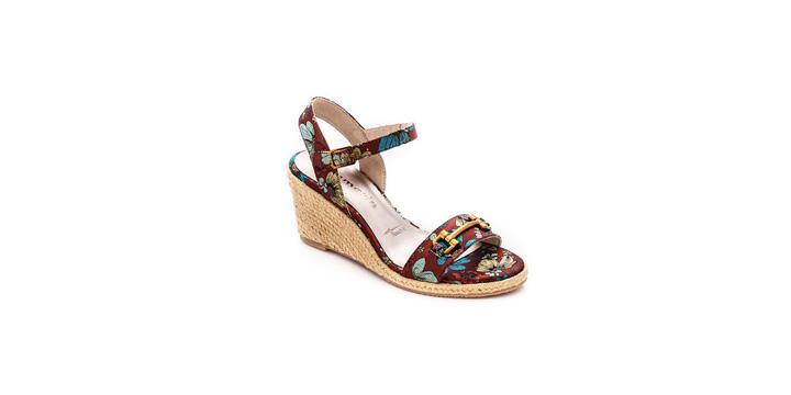 Sandale Tamaris din material textil