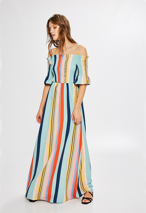 Rochie Answear - Stripes vibes