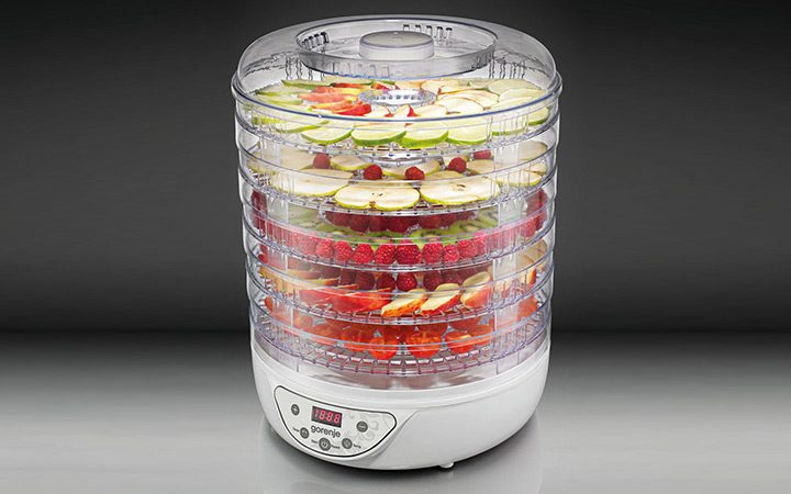 Deshidrator de legume si fructe: cum alegi un aparat care deshidrateaza alimentele