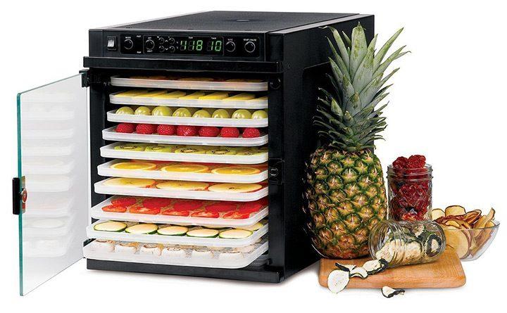 deshidrator de fructe si legume