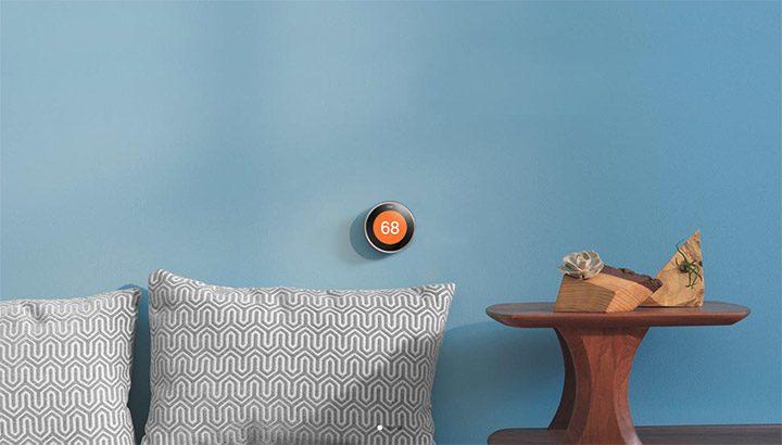 termostat inteligent nest