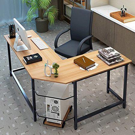 birou in forma de L