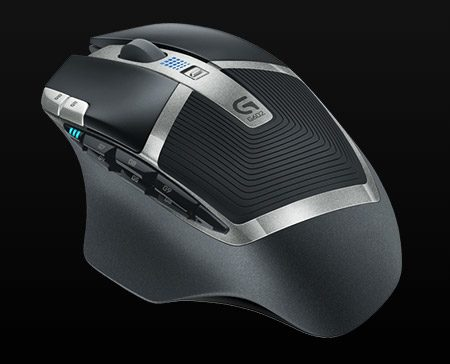 mouse wireless logitech cu multe butoane