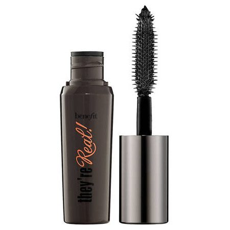 mascara benefit they're real