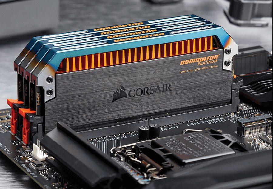 memorie RAM corsair