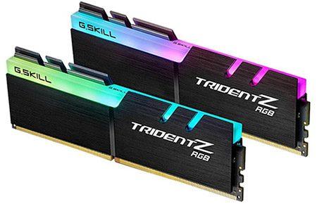 memorie RAM desktop DIMM cu RGB
