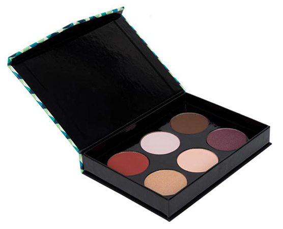 paleta melkior 6 farduri pleoape ochi verzi
