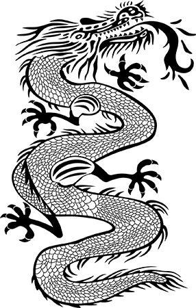 tatuaj dragon