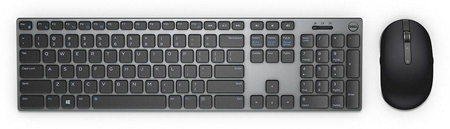 kit tastatura plus mouse dell