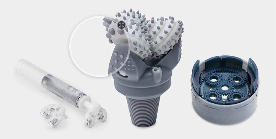 piese de plastic printate 3D