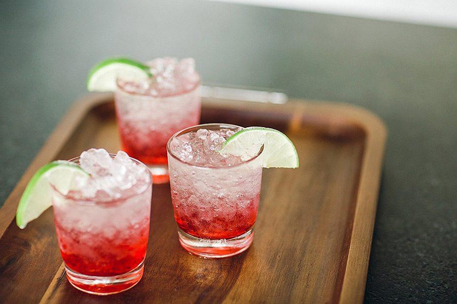cocktail cu gheata
