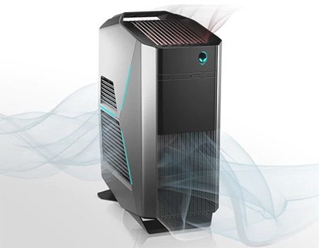 desktop de gaming dell alienware
