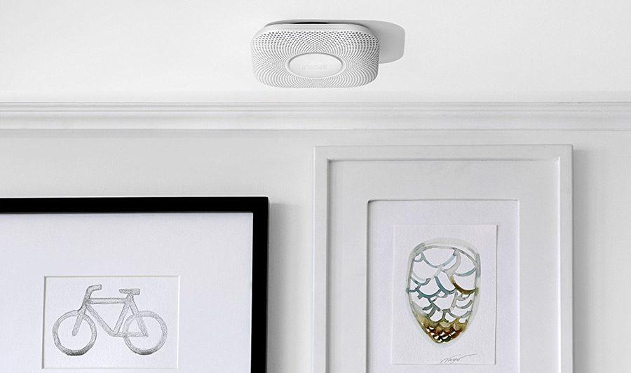 detector de fum nest