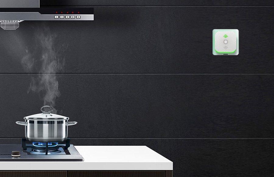 detector de gaz metan