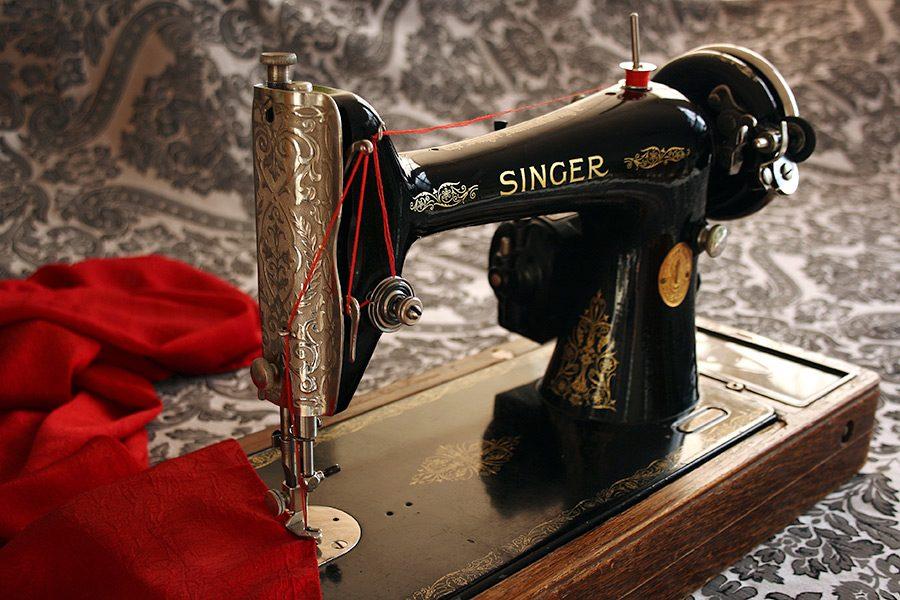 masina de cusut singer mecanica